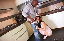 Huge cock junkie's 1 S 5 with Joachim Kessef and Paulina