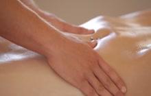 Sensual massage turns into hot sex